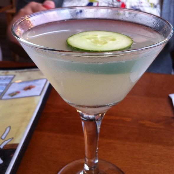 Cucumber Daiquiri