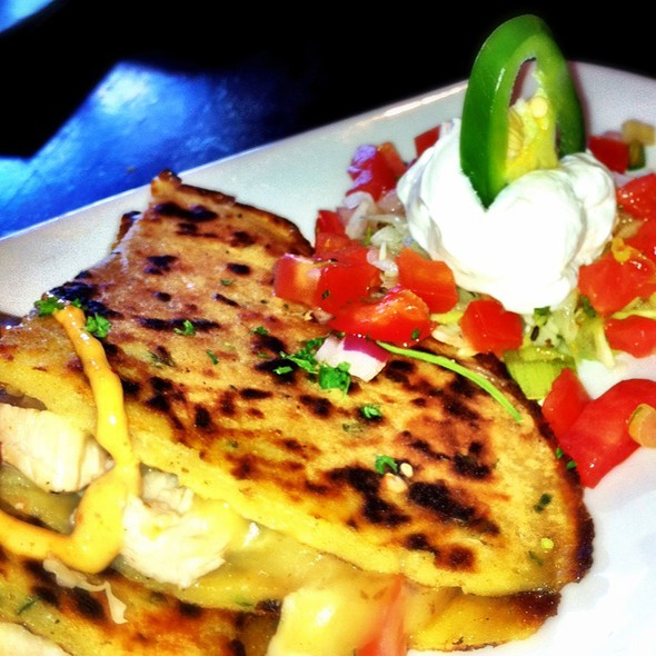 Chicken Quesadillas - fadó Irish Pub & Restaurant - Atlanta, Atlanta ...
