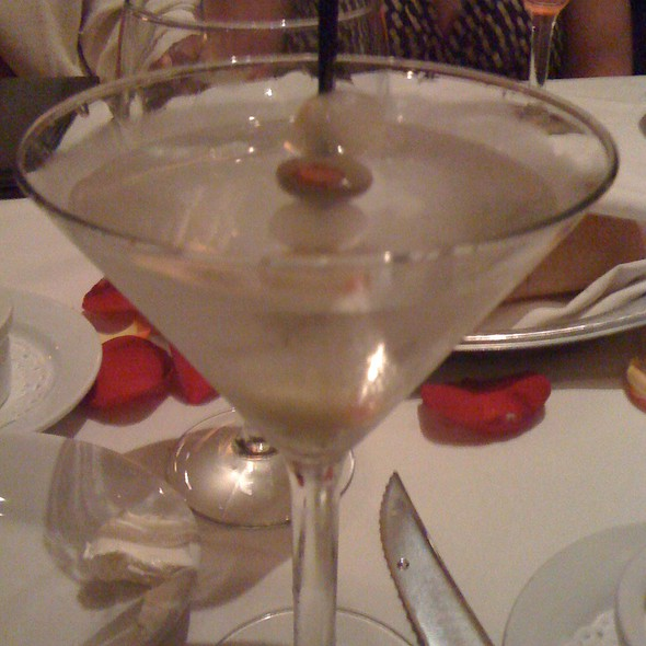 Grey Goose Martini @ Ruth's Chris Steak House