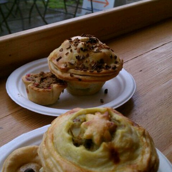 Meat Pies @ pie