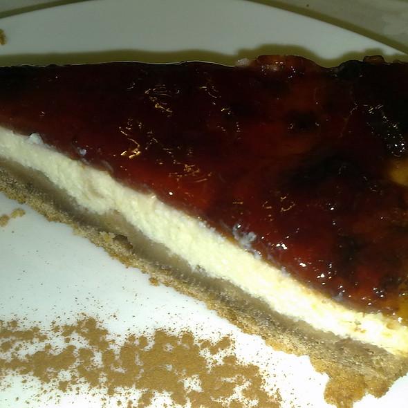 NY Vegan Cheesecake