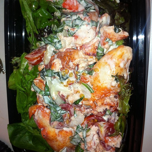 Lobster Salad @ Piccolo Cafe
