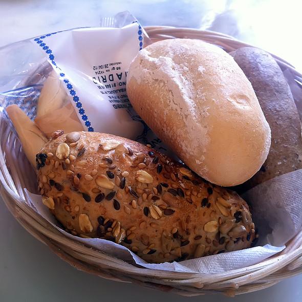 Bread Basket @ La Cervecera