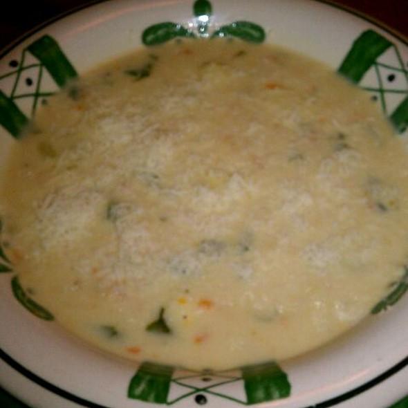 Chicken U0026 Gnocchi Soup At Olive Garden In Warwick, RI