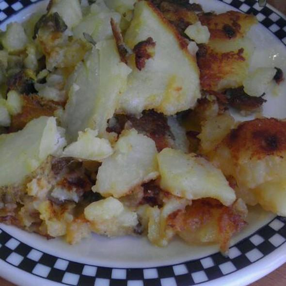 Home Fries @ Pamela's Diner