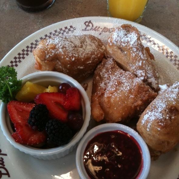 Monte Cristo Sandwich @ Du-par's Restaurant & Bakery