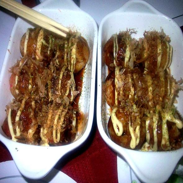 Takoyaki @ Hana