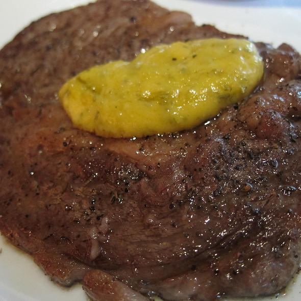 Wagyu Tenderloin Steak @ Pressroom