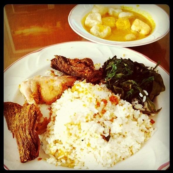 Nasi Padang @ Sederhana Padang Restaurant