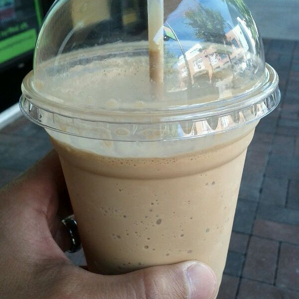 Coffee shake @ Balsano's Gelato Cafe