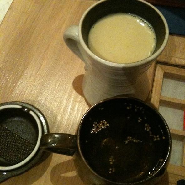 Japanese Tea @ Itadaki Zen Japanese Organic Vegan Restaurant