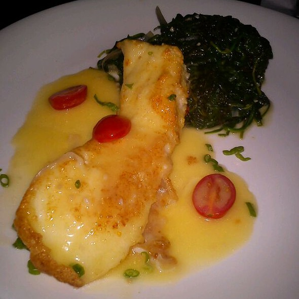Chilean Sea Bass @ Park