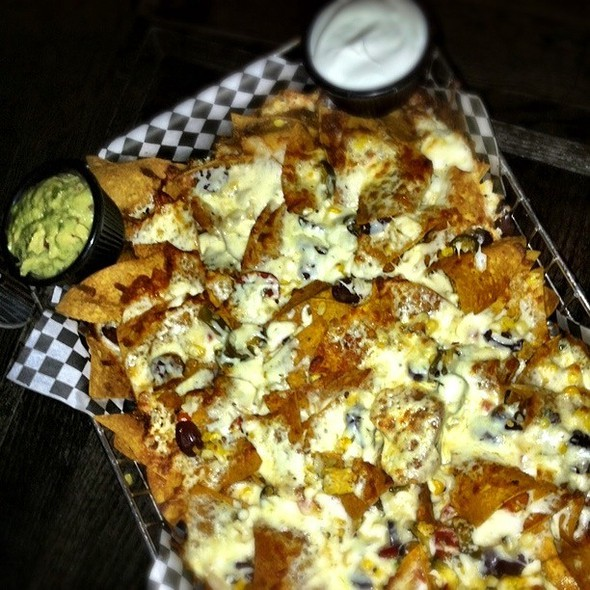 Nachos - The Ballroom, Toronto, ON