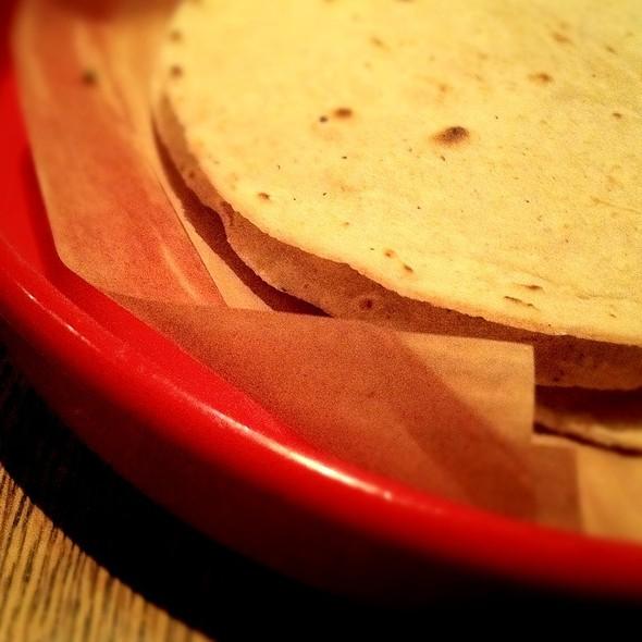 Tortillas @ Frontera Grill