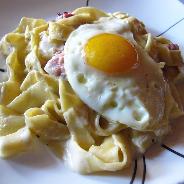 Hangover Pasta - Ornella Trattoria Italiana, Astoria, NY