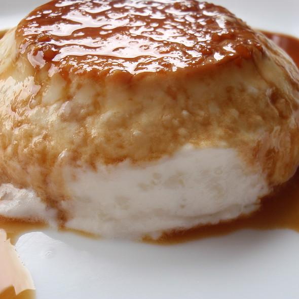 Crema de arroz con leche @ Home