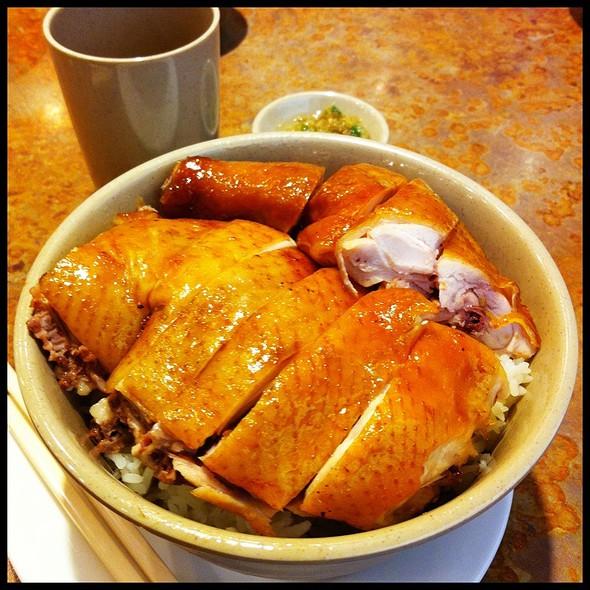 Soy Chicken @ No 9 Restaurant