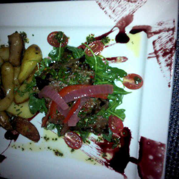 Chimcurri Skirt Steak @ Bombora Restaurant & Bar