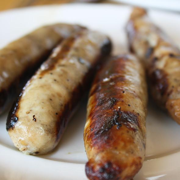 Chicken Sausage - Plate Earthy California Cuisine, Malibu, CA