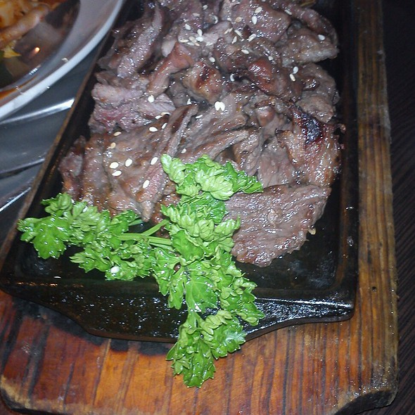 Kalbi Beef @ Seoul Barbecue