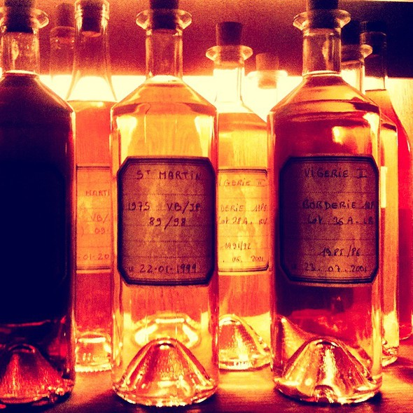 Cognac @ Rémy Martin