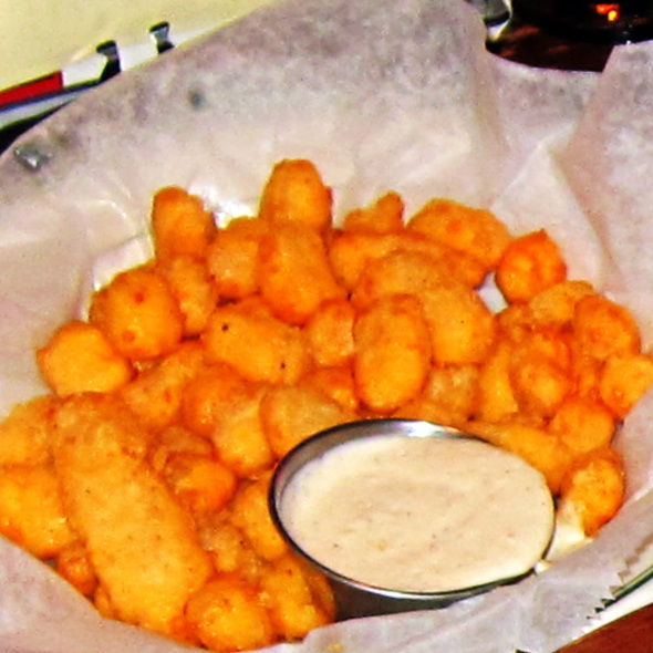 Cheese Curds @ The Old Fashioned