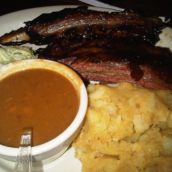 Beef Ribs @ The Salt Lick
