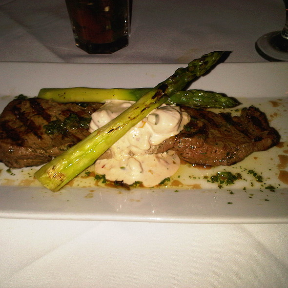 Filet Mignon Churrasco  @ OLA Restaurant