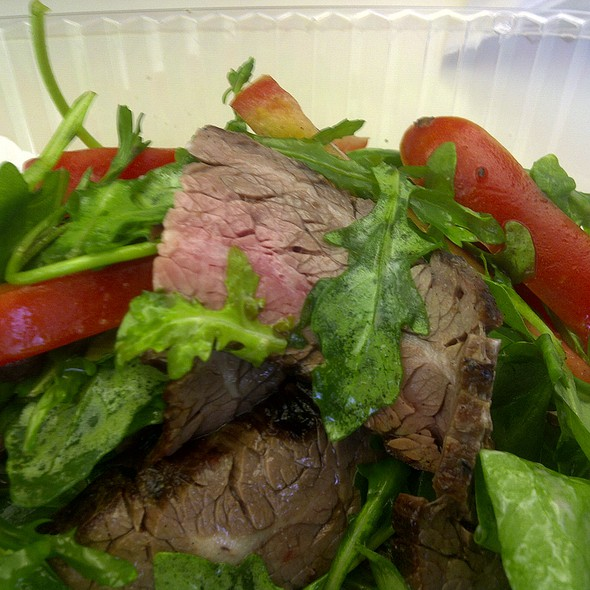 Steak Salad @ Frame Gourmet Eatery