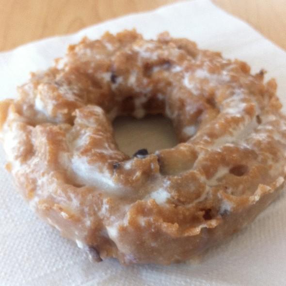 Krispy Kreme - Blueberry cake donut - Foodspotting