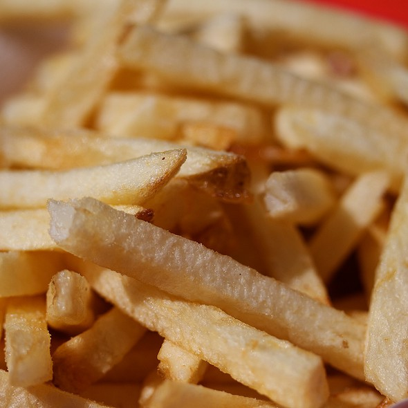 Fries @ In-N-Out Burger