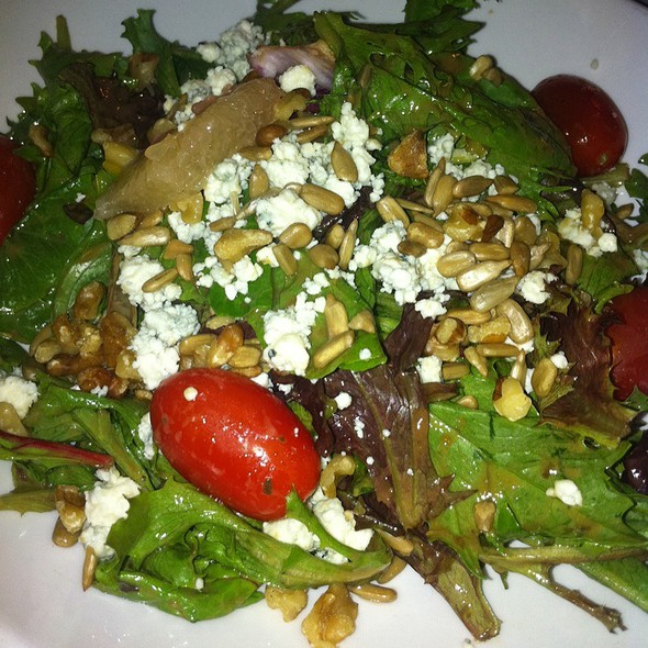 House Salad @ Kres Chophouse