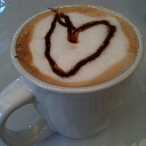 Cafe Mocha @ Mediterranean Market & Grill