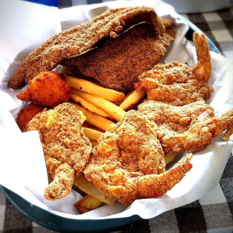 Flying fish menu garland tx foodspotting for Flying fish little rock menu