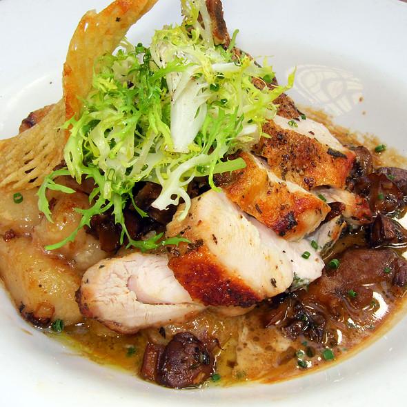 Herb Marinated Chicken Breast @ Celadon