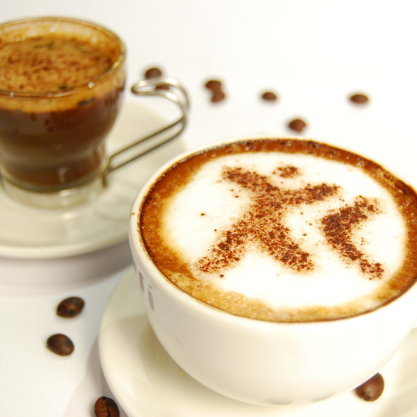 XL Cappuccino & Espresso @ XL Cafe community lounge