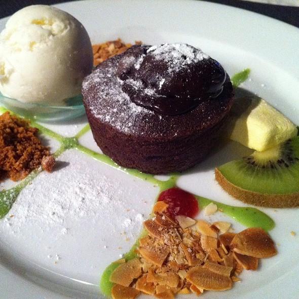 Chocolate Flourless Cake @ Le Regent