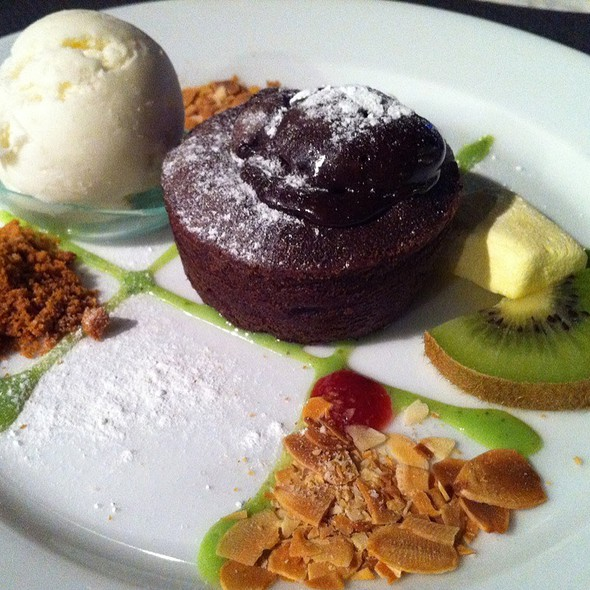 Chocolate Flourless Cake @ Le Regent