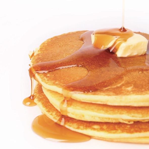 Original Pancakes @ PANCAKE HUT Cafe