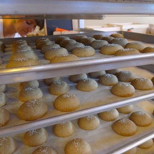 Original Brown Butter Sea Salt Cookie @ Brown Butter Cookie Co