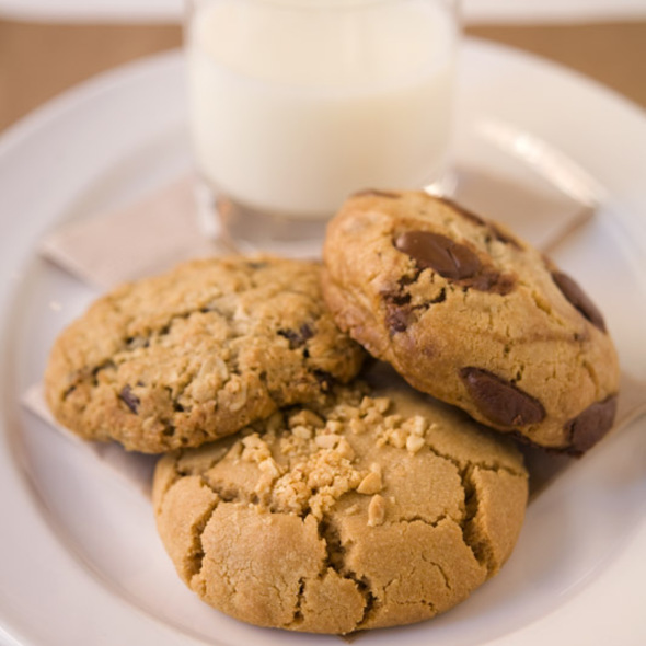 Milk And Cookies @ Delicatessen