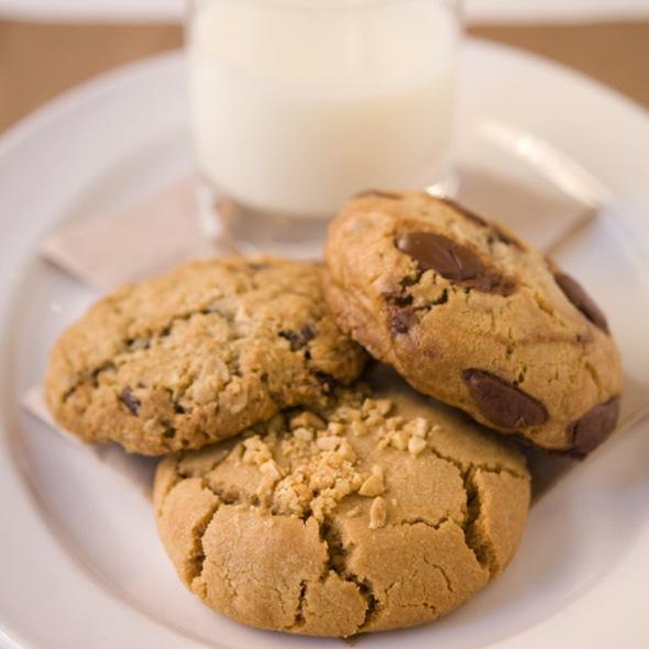 Milk And Cookies @ Delicatessen