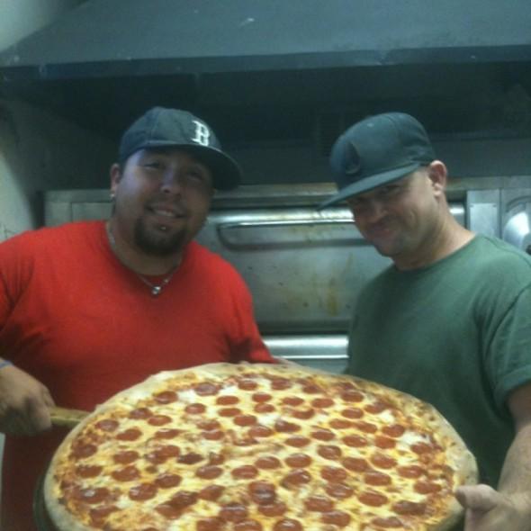 Crowd Pleaser Pizza @ Jo's Pizza