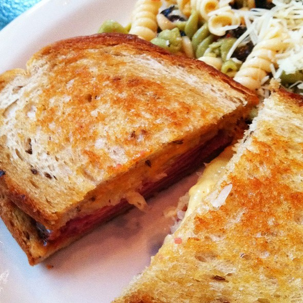 Reuben Sandwhich @ The Boll Weevil Cafe and Sweetery