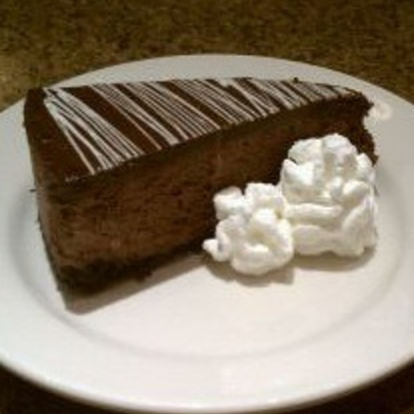Mocha Mousse Cake @ Nordstrom Marketplace Cafe