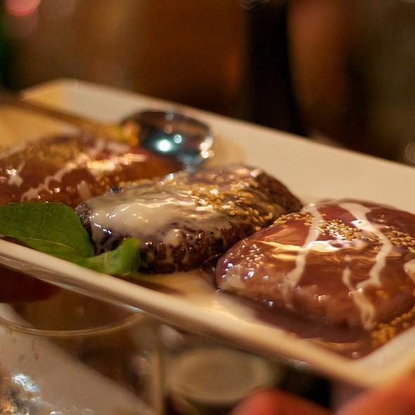 sweet sticky rice @ Auburn Thai Garden Restaurant