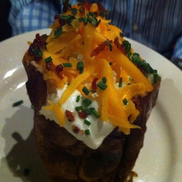 Baked Potato @ J Alexander's Restaurant San Antonio Tx