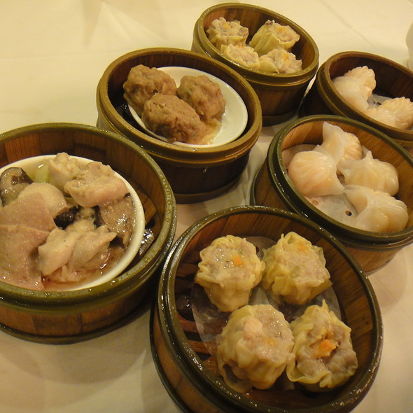 Assorted Dim Sum @ Jing Fong Restaurant