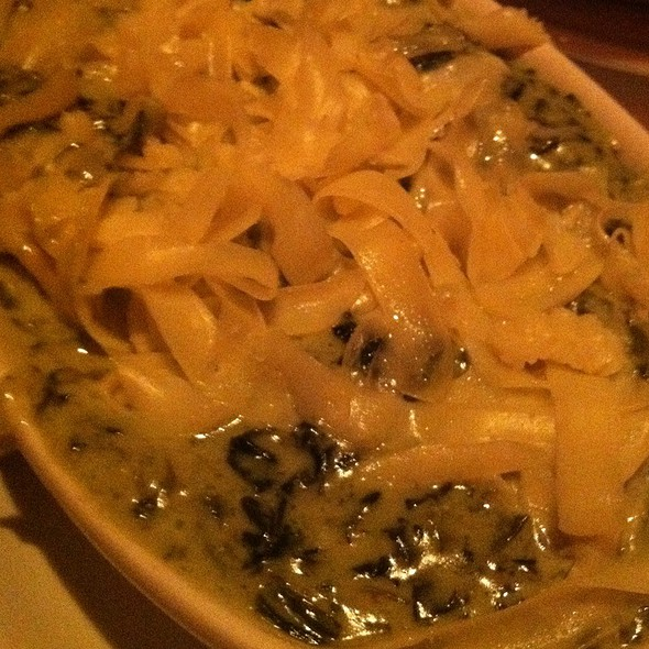 Creamed Spinach - Fleming's Steakhouse - Marlton, Marlton, NJ