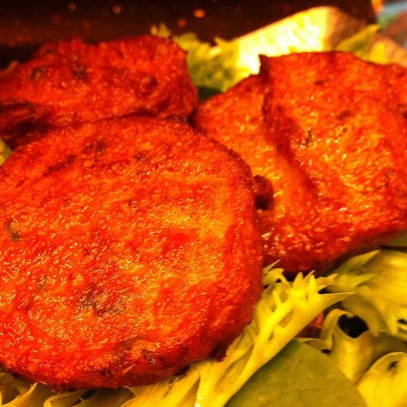 Thai Fish Cakes @ Ghin Khao Swanston